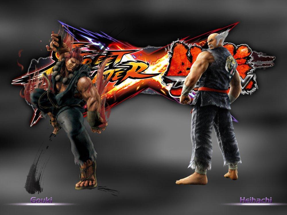 Akuma vs Heihachi